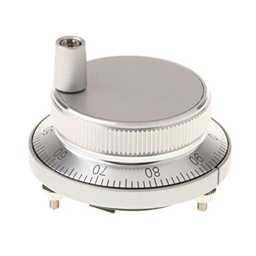 MagiDeal CNC System Terminal Rotary Handrad Manuelle Impulsgeber 5v Dc 60mm / 2.36 Zoll -