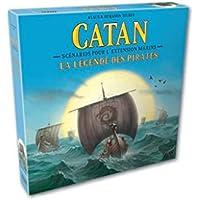 Catane Marins - Extension : La légendes des pirates