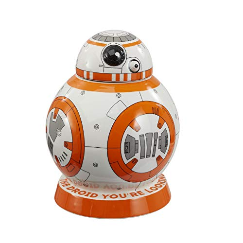 Star Wars epvii: Cookie Jar: bb-8, weiß -