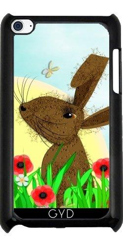 Custodia in silicone per Ipod Touch 4 - Marzo Pazzo