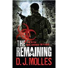 [(The Remaining)] [ By (author) D. J. Molles ] [May, 2014]