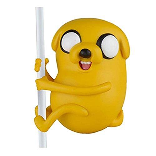 Adventure time - Jake figura scalers hora de aventuras, 3.5 cm (Neca N