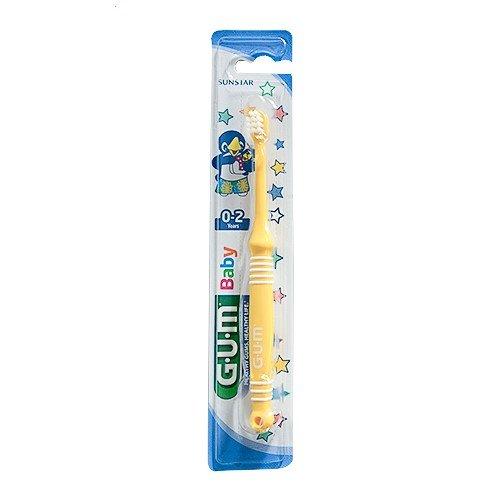 Gum Baby Zahnbürste extraweich 0-2 Jahre 1 St