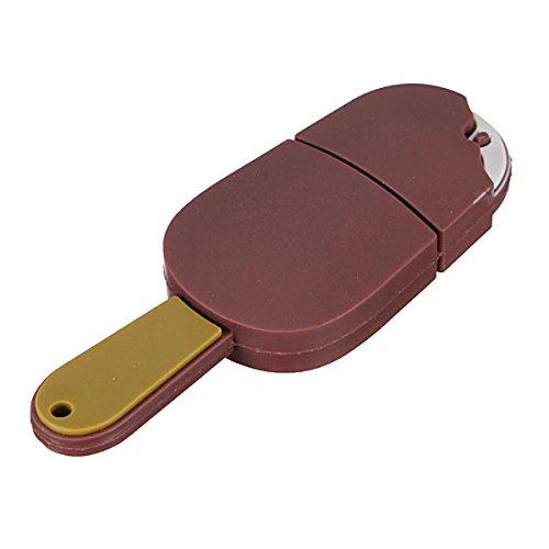 Tutoy 16gb usb 2.0 gelato al cioccolato modello di memoria flash drive disco u