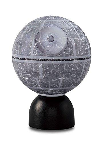 60 piece shining sphere puzzle Pazurantan STAR WARS Death Star