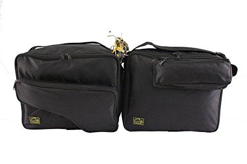 made4bikers: KofferInnentaschen passend für die Seitenkoffer der BMW F850GS (K81) und F750GS (K80)