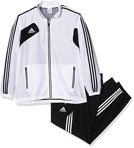 Adidas survêtement pour homme condivo 12 pre Multicolore - Blanc/Noir