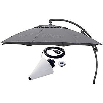 sun garden 10116063 premium easy sun m inklusive h lle und lampe gestell. Black Bedroom Furniture Sets. Home Design Ideas