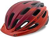 Giro Unisex- Erwachsene Register XL MIPS Fahrradhelm Recreational, Matte red, Einheitsgröße