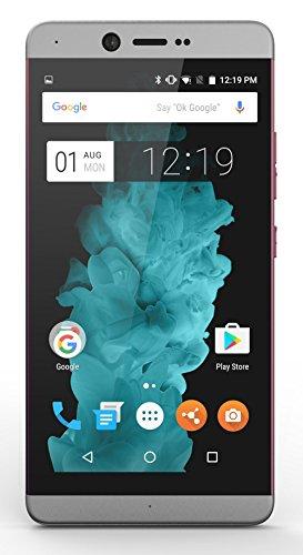 Smartron tphone T5511 (Metallic Pink)