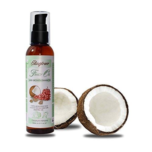 Elongtress Huile Fancy - cheveux croissance Enhancer - (Coconut & Almond)
