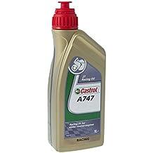 Aceite Castrol Racing 2T A747, con rizinusölanteil