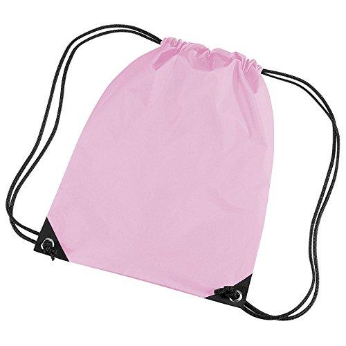 BagBase BG10Gymsac Premium BagBase Classic rosa