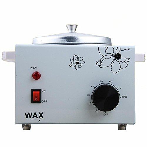 Wachs Wärmer Professional Wax Heater Einstellbar Temperatur Haar Entfernung Enthaarungsmittel Wachs Maschine Multifunktion Paraffin