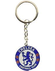 Chelsea Porte-clés Chelsea métallique Bleu
