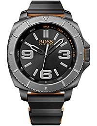 Hugo Boss Reloj con movimiento cuarzo japonés Man Sao Paulo 50 mm