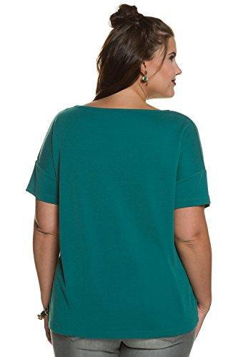 Studio Untold Damen große Größen bis 54+   T-Shirt   Basic-Shirt ...