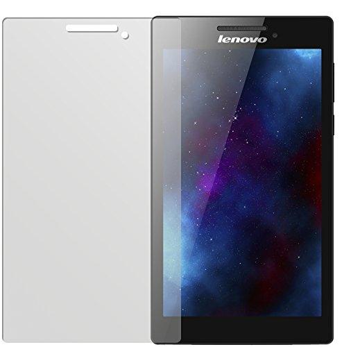 dipos I 2X Schutzfolie matt passend für Lenovo Tab 2 A7-10 Folie Bildschirmschutzfolie