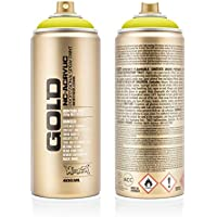 Montana Cans 283697 Spray Dose Gold 400ml, Gld400-cl6310-Poison Light