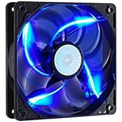 Cooler Master SickleFlow 120 Blue Ventilateurs de boîtier '2000 RPM, 120mm, LED Bleu' R4-L2R-20AC-GP