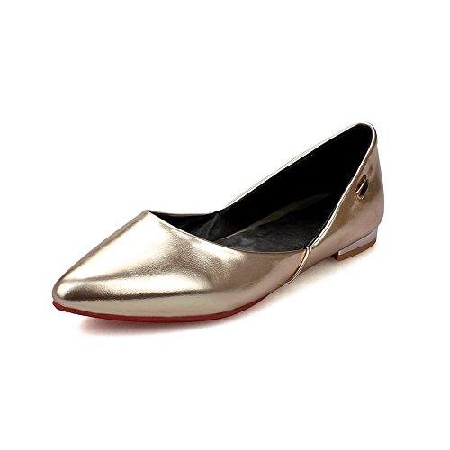 Balamasa - Sandales Pour Femme En Or