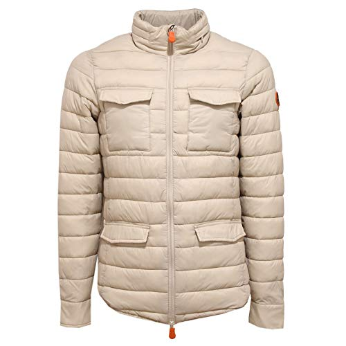 Piumino Uomo The Duck Ultralight Save Light Jacket Mens Beige 7599x PZuTOXwki