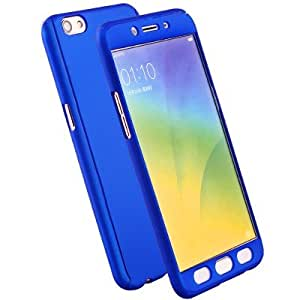 save off 10778 a5a41 Oppo F1S 360 Degree Cover-Full Body Protection Case: Amazon.in ...