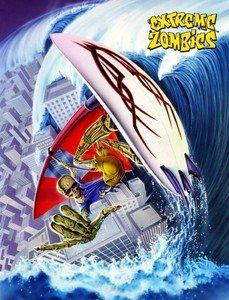 l3551mgl Extreme zombies- Windsurfer (Robin Koni) feine Wall -