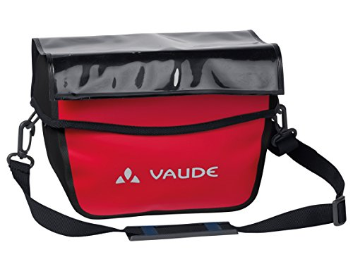 vaude-borsa-per-bicicletta-aqua-box-19-x-27-x-20-cm-rosso-red-black-19-x-27-x-20-cm