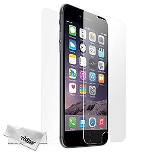 Avizar - Film Verre Trempé pour Apple iPhone 6 Plus - Protection Ecran et Dos Incassable / Transparent