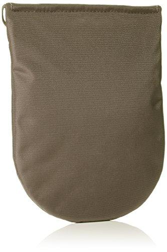 Bogner Damen Tiny Umhängetaschen, 15x20x1 cm Beige (birch 367)