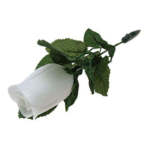 Flashlight-Rosen-Blumen Best in Geschenkkarton weiß