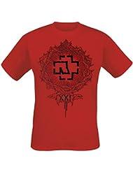 Rammstein XXI T-Shirt rot