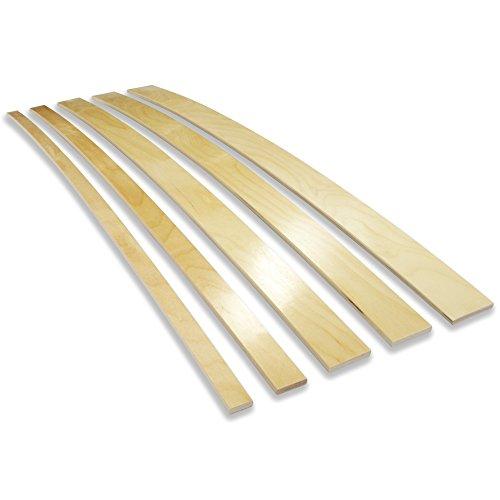 federholzleisten fuer lattenroste Ersatz Federholzleisten für Lattenroste, Sofas (730x50x8 mm)