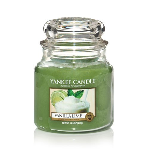 Gd Bo Balcons - Bougie Yankee Candle Vanilla Lime