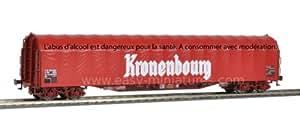 Roco R66301 Wagon baché Kronenbourg, SNCF