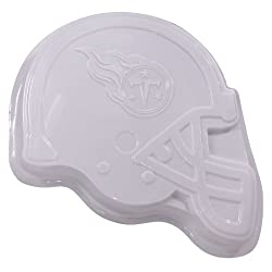 NFL Tennessee Titans Fan Cakes Heat Resistant CPET Plastic Cake Pan