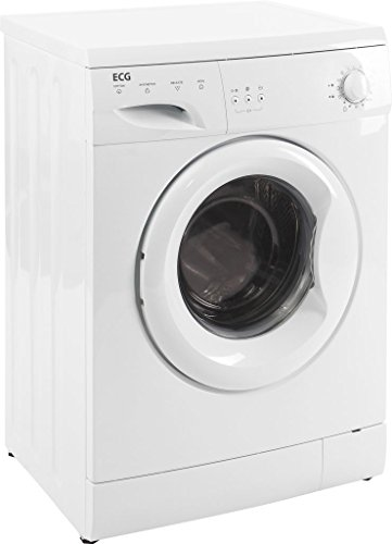 ECG EWF 1051 MA+ freestanding Front-load 5kg 1000RPM A+ White washing machine - washing machines (Freestanding, Front-load, White, Left, 5 kg, 1000 RPM)