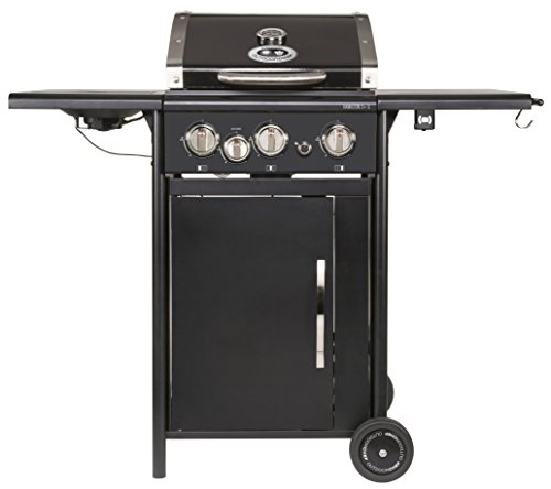 OUTDOORCHEF Hamilton 3 G + Nero barbecue a