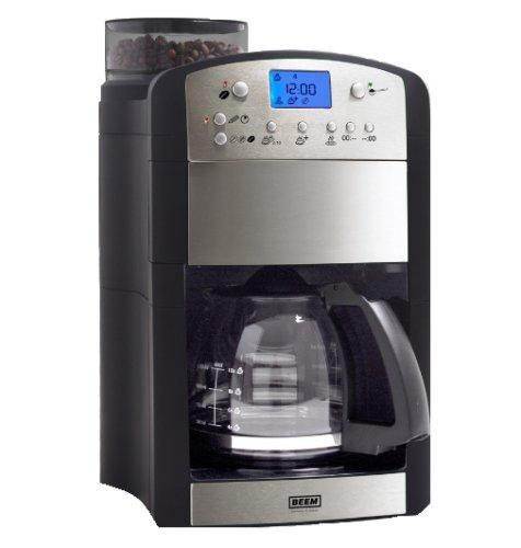 BEEM Kaffeemaschine Fresh Aroma Perfect Thermostar Kaffemaschine mit Mahlwerk