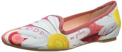 Desigual BAILARINA SLEEPER 10 41BS032300137 Damen Slipper, Pink (FRESA 3001), EU 37
