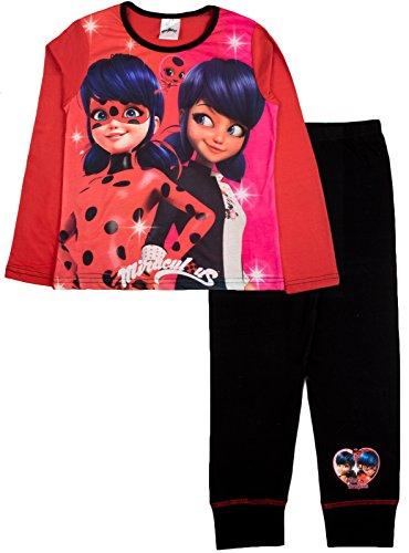 Miraculous Girls Long Pyjamas Pjs