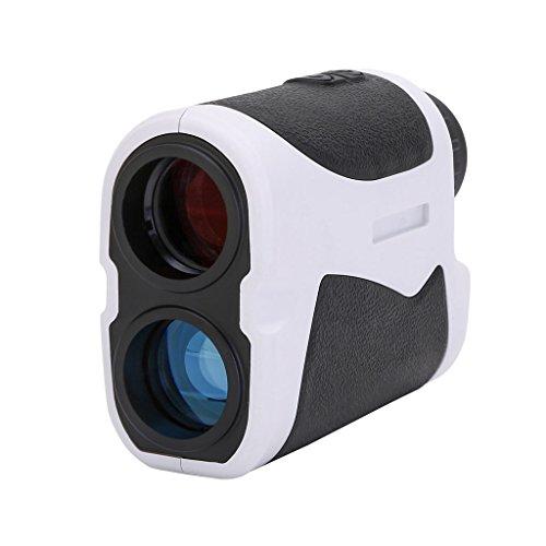 GLJDDJ Golf, Rennen, Bogenschießen, Vermessung, Jagd Und Laser-Entfernungsmesser Mit 7X Lupe Fernrohr