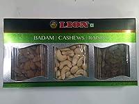 LION BADAM | Cashews | Raisins 500G