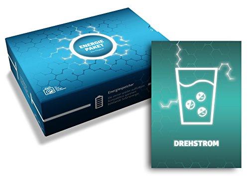 Energiepaket mit Karte Drehstrom