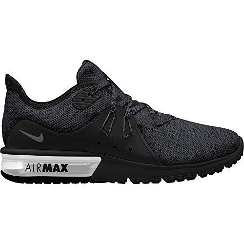 Max Uomo Noir Nike Sequent 3Chaussures Air Running De Anthracite 8n0OwkPX