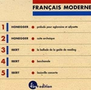 Francais Moderne Vol. 1