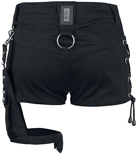 Vixxsin Shorts NAOKO schwarz Schwarz