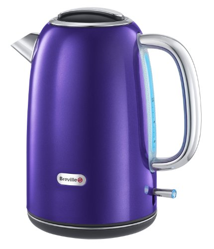 Breville Opula Collection VKJ568 Jug Kettle Stainless Steel - Amethyst