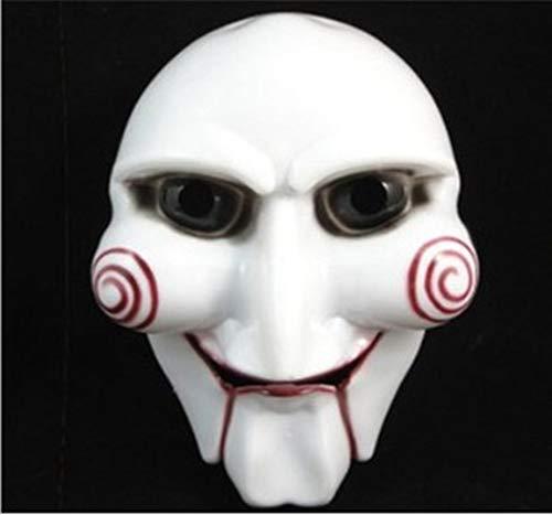 HS-QFQ Casco Tattico Halloween Cosplay Maschera ABS Ciclismo Casco Chainsaw Pasqua Jigsaw Protezione Facciale